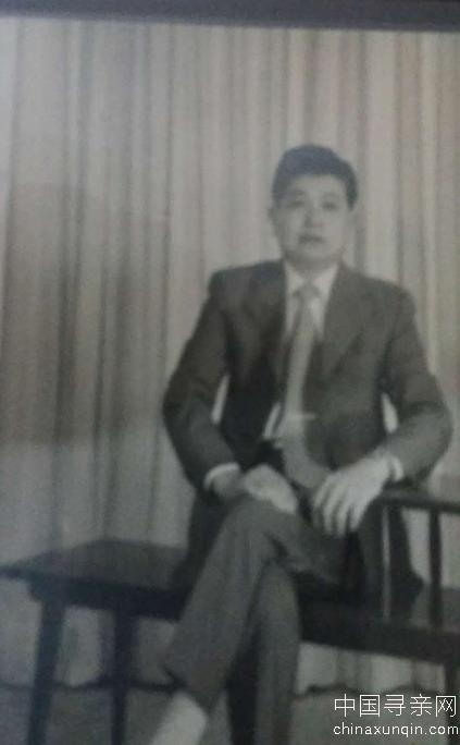 寻找香港的伯父濮长高
